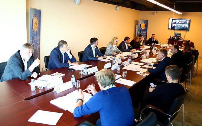 В Москве прошло совещание клубов Лиги