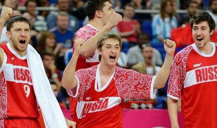 Сборная России завоевала путевку на Евробаскет-2017!