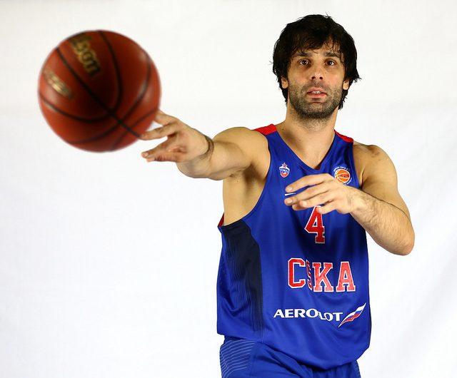 Теодосич стал лучшим баскетболистом за пределами НБА по версии генменеджеров лиги