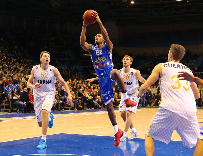 Большой баскетбол снова в Перми!