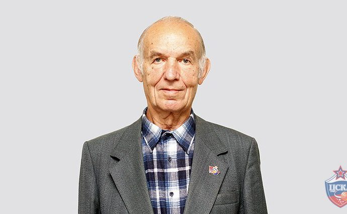 Умер Виктор Зубков