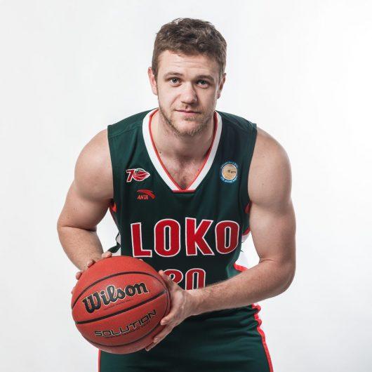 Андрей Зубков: хочу побеждать в «Локомотиве», а не сидеть в НБА на скамейке запасных