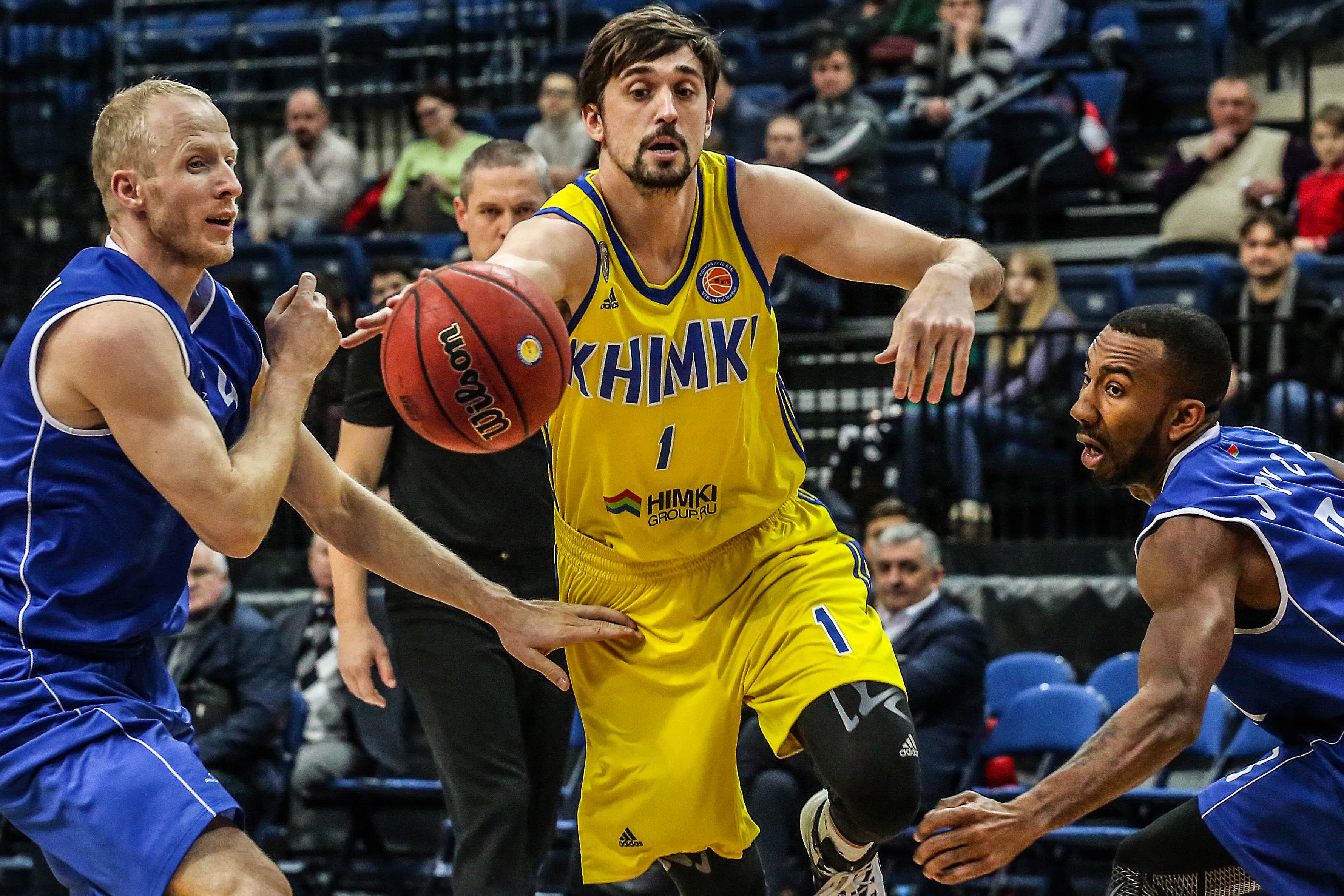 Khimki Survives In Minsk