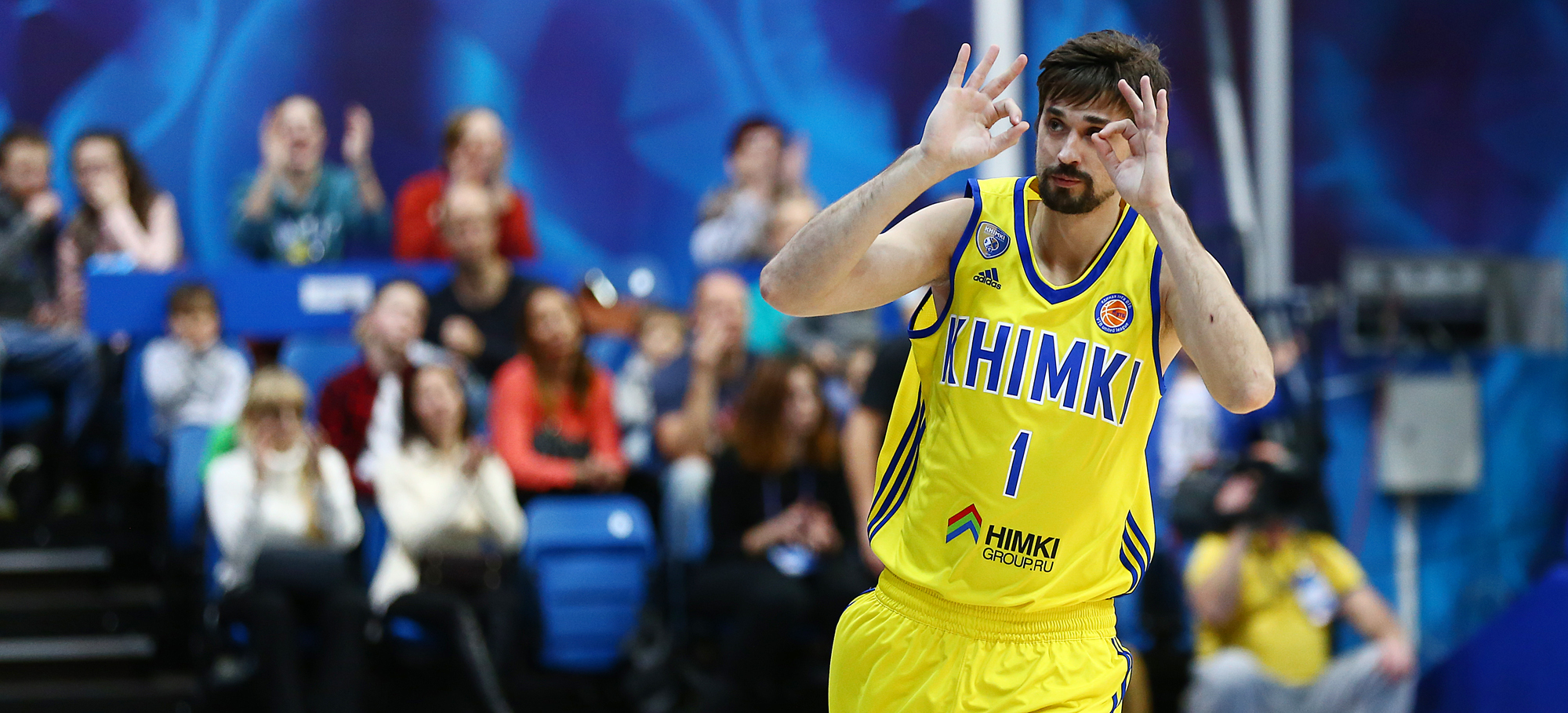 Khimki Ends Kazan's Perfect Start