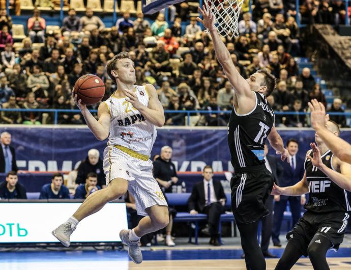 Watch: Parma vs. VEF Highlights