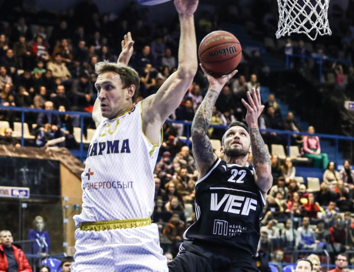 VEF Keeps Parma Without A Win