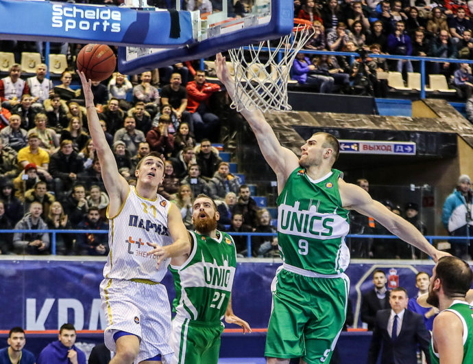 Andjusic's 40-Point Game Gives Him Player Of The Week Award