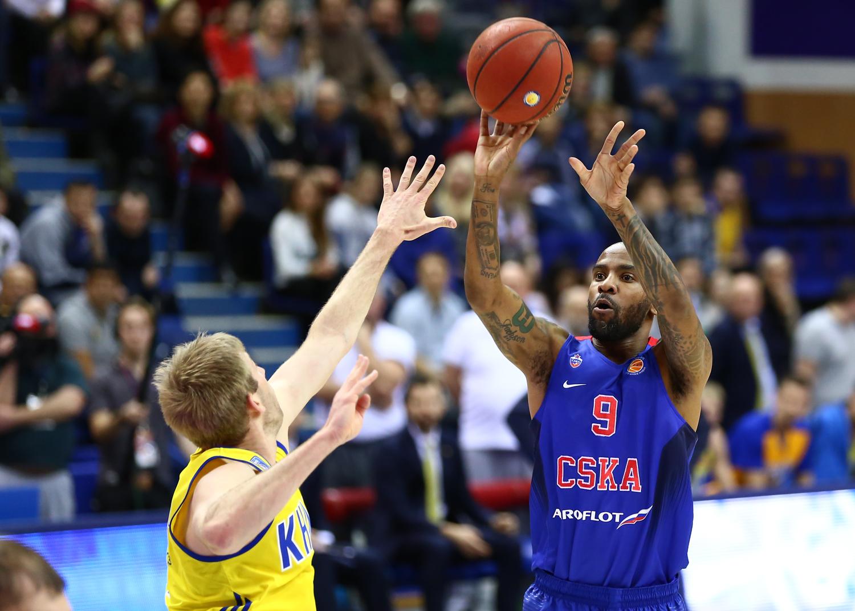 CSKA Overpowers Khimki