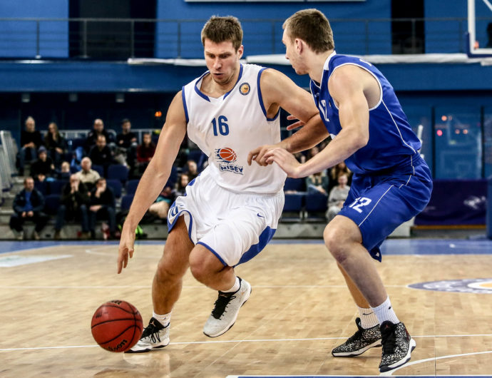 Enisey Counters Dragons