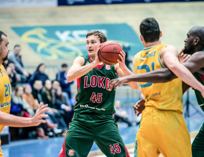 Ryan Broekhoff To Play In VTB United League All-Star Game