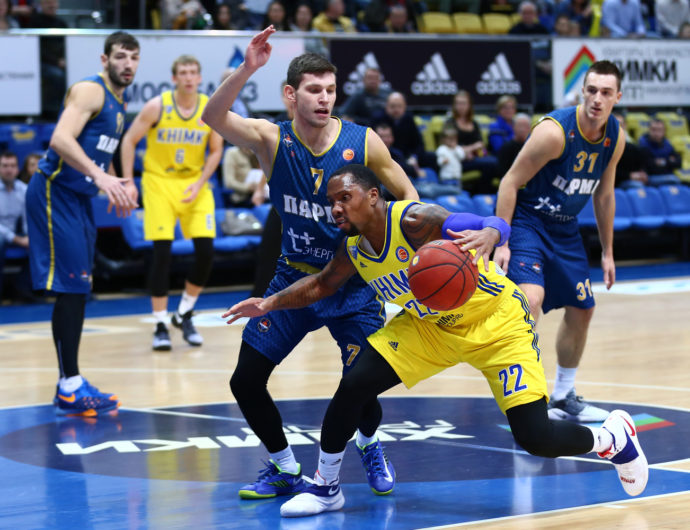 Rowland Number One In VTB United League For Round 11