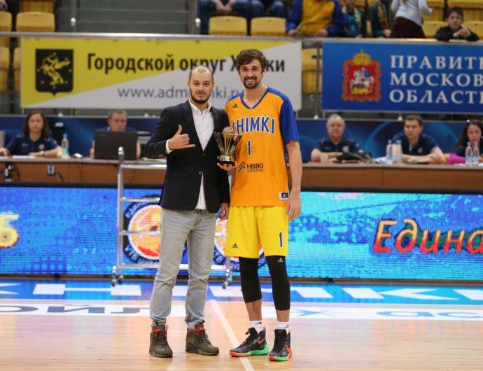 Алексей Швед – MVP ноября