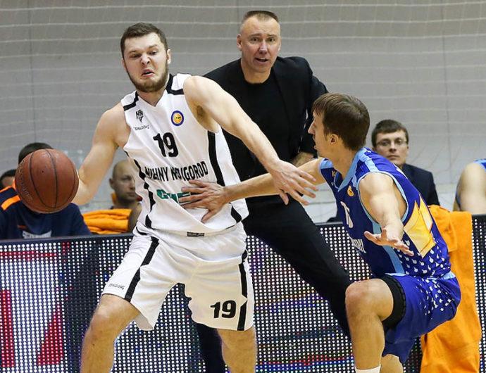 Ivan Strebkov Extends Contract With Nizhny Novgorod