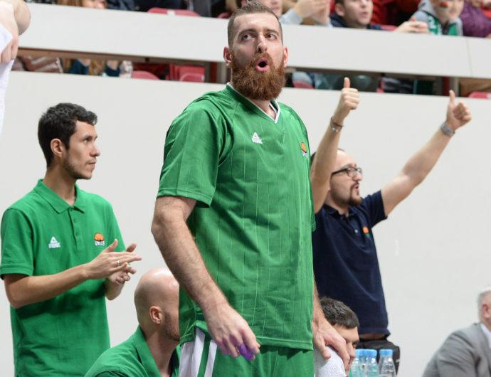 Euroleague: Post-Up With Kostas Kaimakoglou, UNICS Kazan