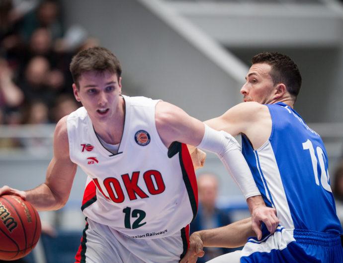 Interview: Matt Janning, Lokomotiv-Kuban