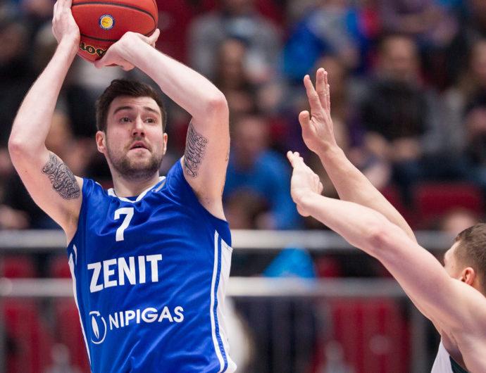 Карасёв: моя цель – вернуться в НБА в более значимой роли