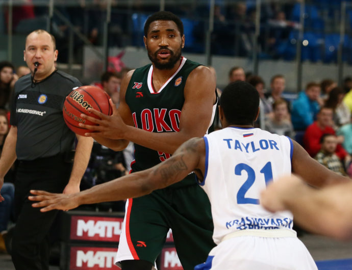 Eurobasket.com: Jones' 26 Points Give Him Player Of The Week Award