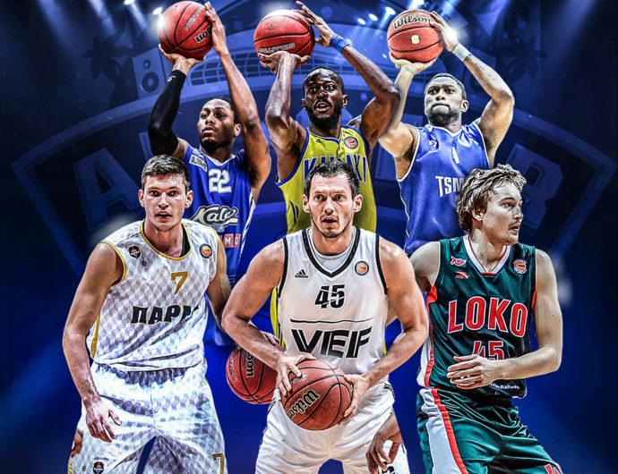 League Announces Three-Point Contest Participants