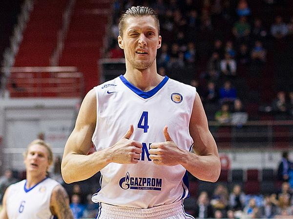 Sportando: Lokomotiv-Kuban Signs Kaspars Berzins