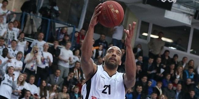 Eurobasket.com: Dijon Thompson Is Back At Nizhny Novgorod