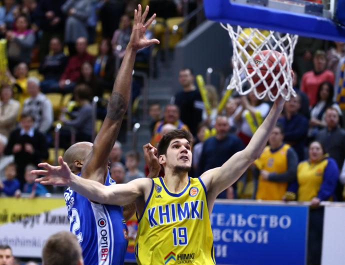Khimki's Defense Stifles Kalev