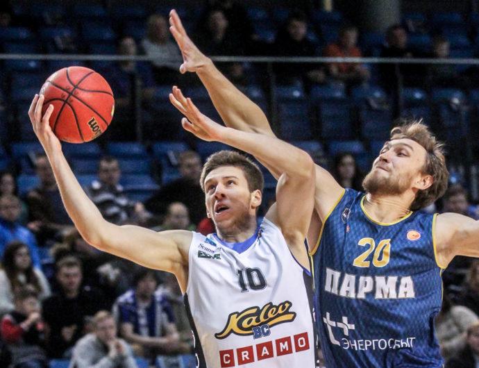 Kalev Snaps 9-Game Skid