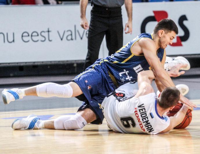 Watch: Kalev vs. Parma Highlights
