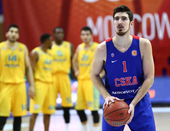 CSKA Puts Astana Away Late