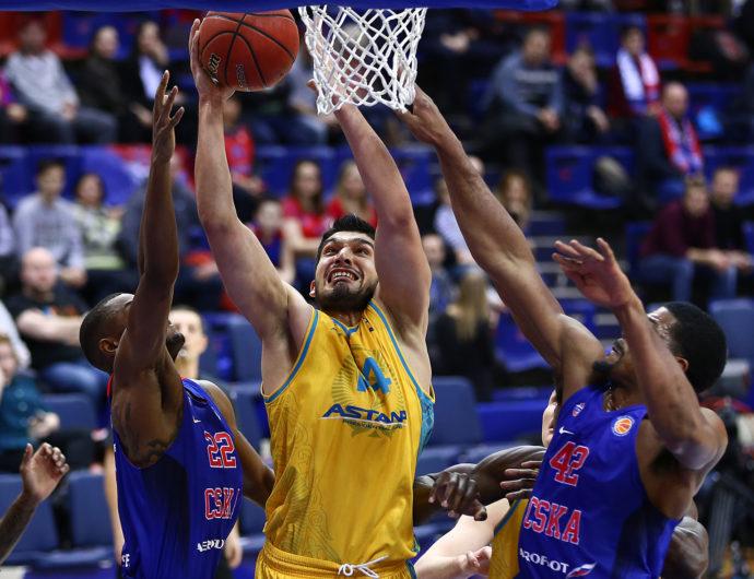 Watch: CSKA vs. Astana Highlights