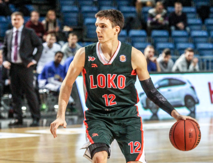 Watch: Kalev vs. Lokomotiv-Kuban Highlights