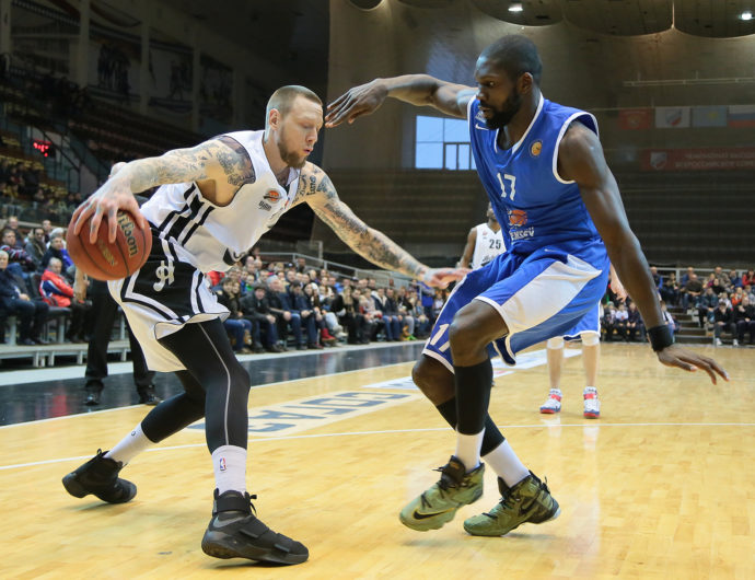 Avtodor Powers Past Enisey, Closes Gap On 8th
