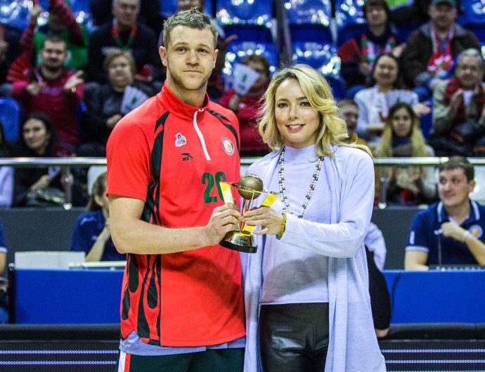 Андрей Зубков – MVP декабря