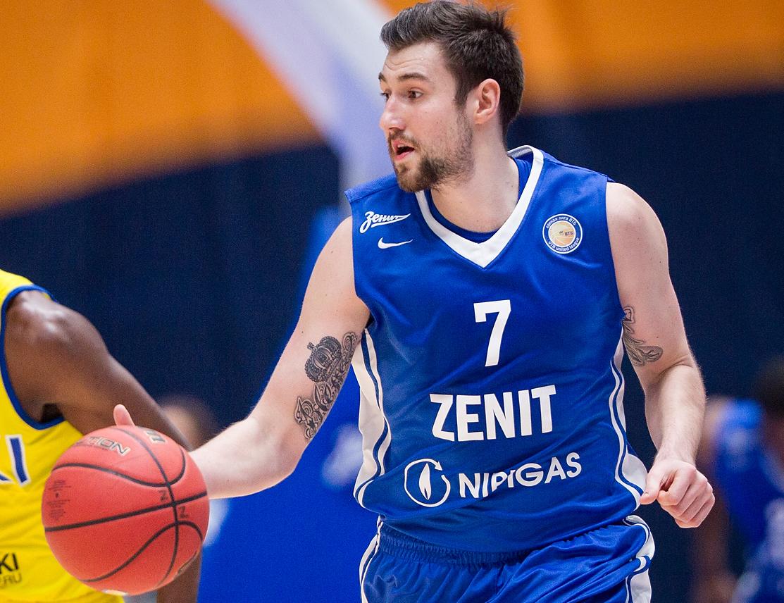 Сергей Карасев – MVP января