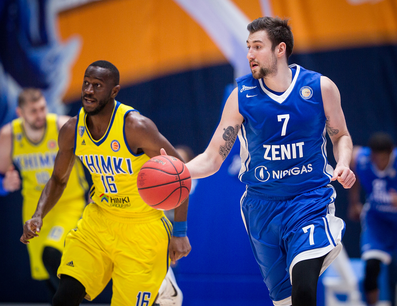 Karasev Sinks Khimki