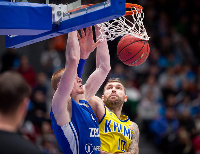 CSKA Leads VTB; Epic Game Between Zenit And Khimki