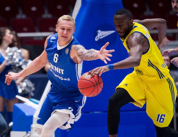 Watch: Zenit vs. Khimki Highlights
