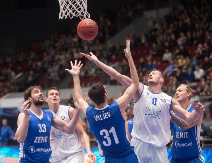 Watch: Zenit vs. Tsmoki-Minsk Highlights