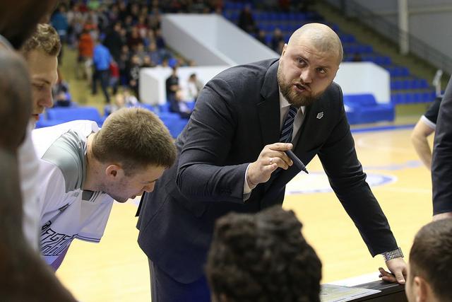 БК «Нижний Новгород» в матче с «Цмоки-Минском» рано поверил в победу — Шталбергс