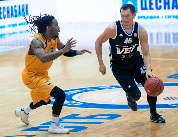 Rocking The Boat: VEF And Astana Breaking Stereotypes