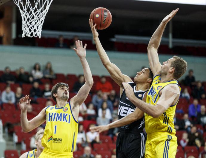 Watch: VEF vs. Khimki Highlights