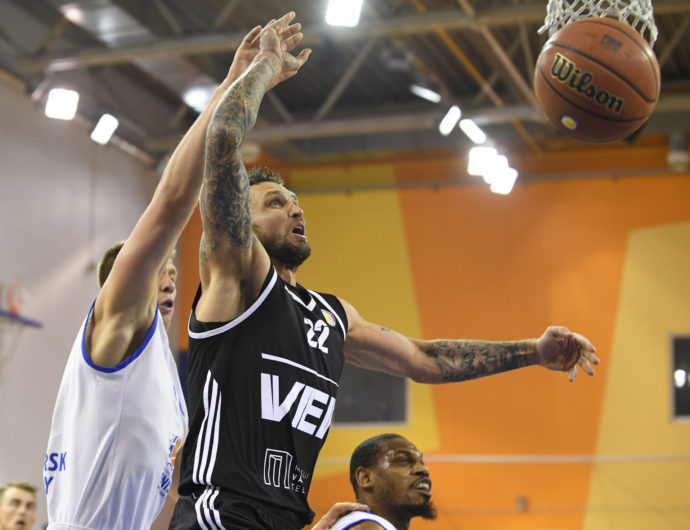 Watch: VEF vs. Enisey Highlights
