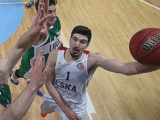 Watch: CSKA vs. UNICS Highlights