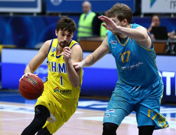 Eurocup Top 16 Round 4 MVP: Alexey Shved, Khimki