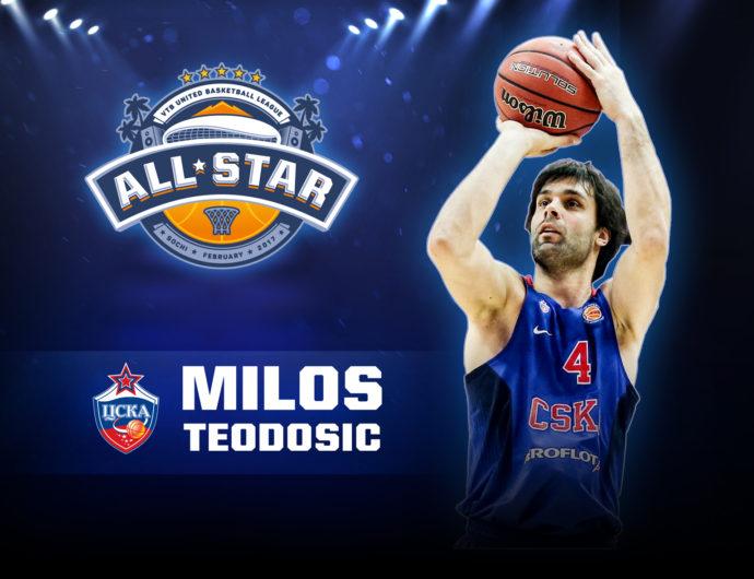 All-Star Profile: Milos Teodosic