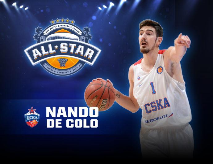 All-Star Profile: Nando De Colo