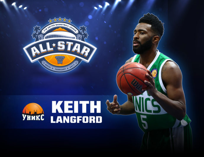 All-Star Profile: Keith Langford