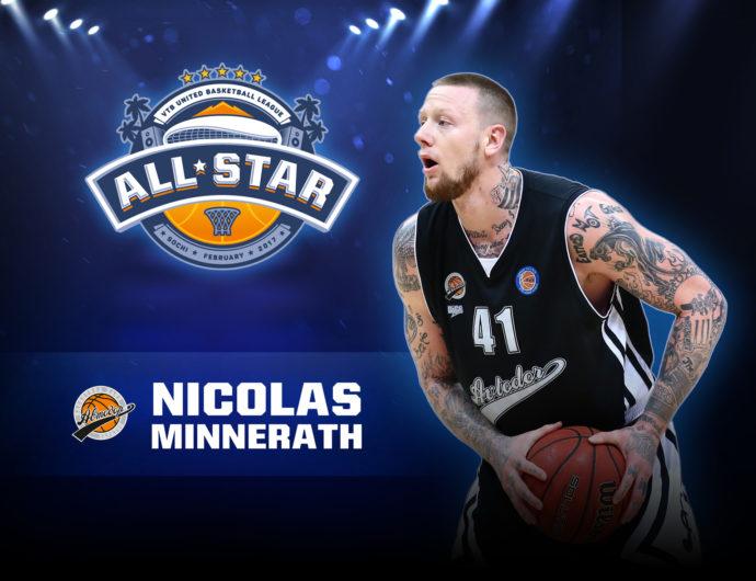 All-Star Profile: Nick Minnerath