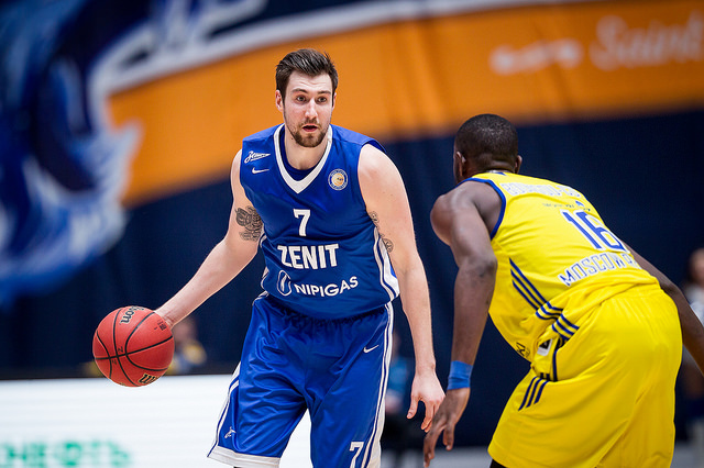 Karasev Number One In VTB United League For Round 14
