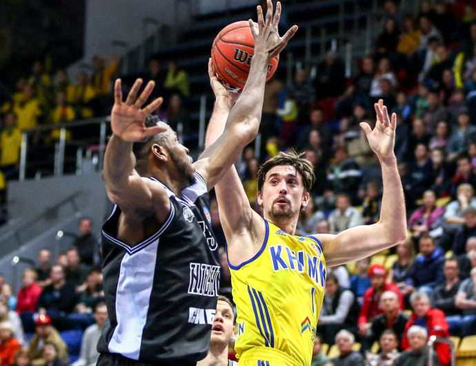 Alexey Shved Gets MVP Of The Week Award For VTB United League