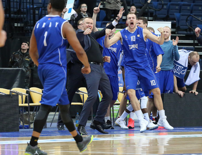 VTB League Aftermath: Three(-point) Shades Of Gray